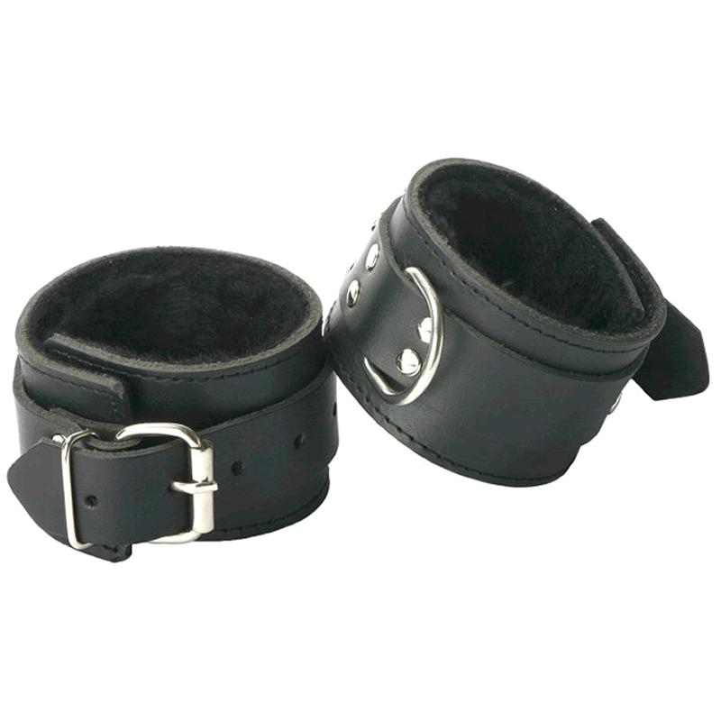 Premium Fur Lined Cuffs-Wrist